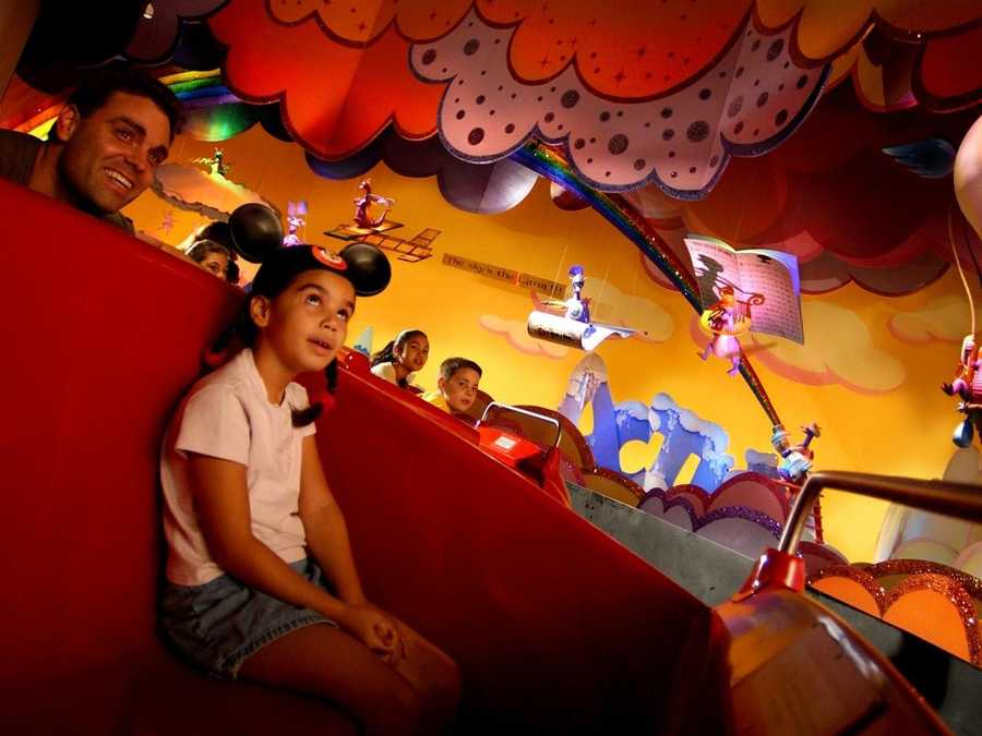 One Little Spark for Journey Into Imagination