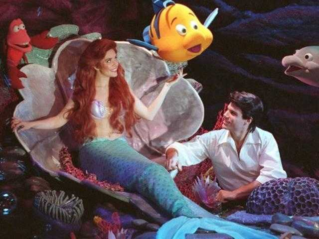 5. Ariel and Eric