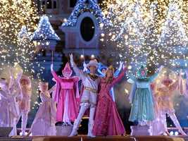 10. Sleeping Beauty and Prince Phillip