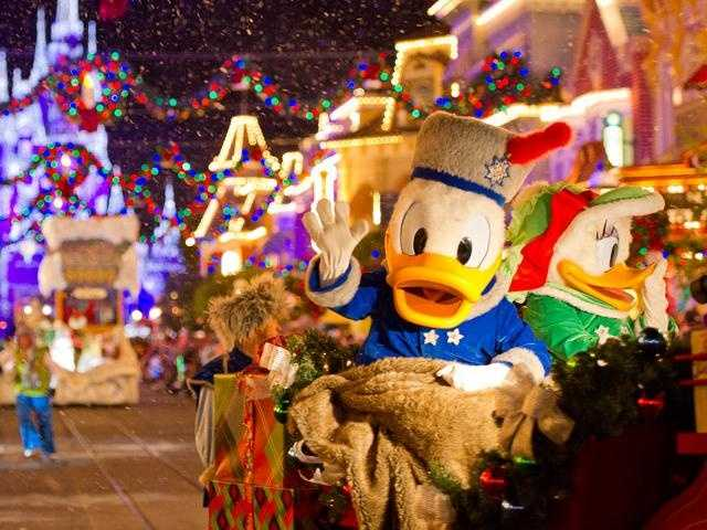 4. Donald and Daisy Duck