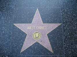 Walt Disney - 7021 Hollywood Boulevard (February 8, 1960) Motion Pictures