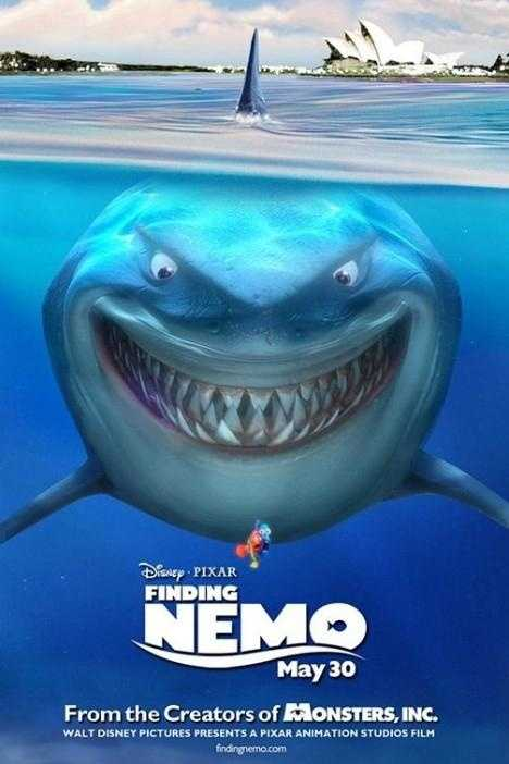 Finding Nemo - Released in 2003
