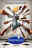 Ratatouille - Released in 2007