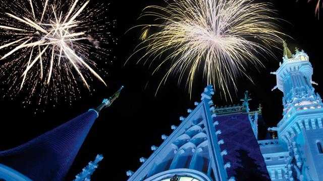 Walt Disney World is a great place to catch a fireworks show any night of the year, but guests will see some especially spectacular displays for New Year's Eve.