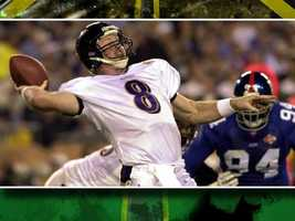 2003: Super Bowl XXXV (Trent Dilfer, Baltimore Ravens)