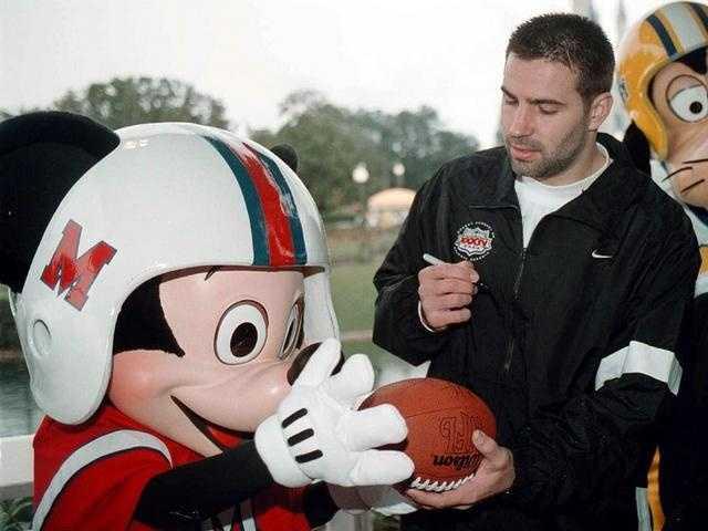 2000: Super Bowl XXXIV (Kurt Warner, St. Louis Rams)