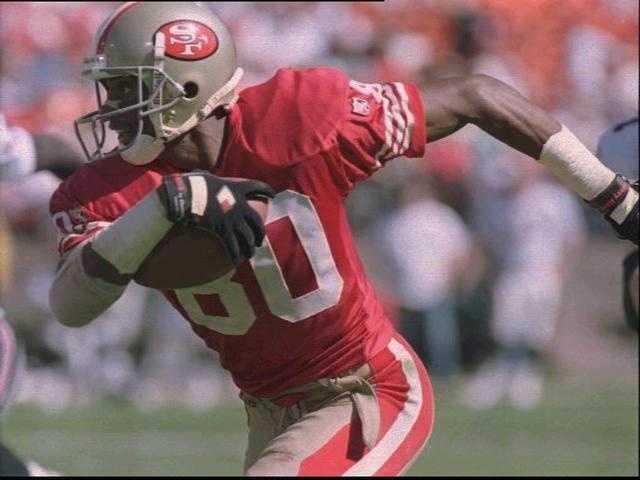 1995: Super Bowl XXIX (Jerry Rice, San Francisco 49ers)