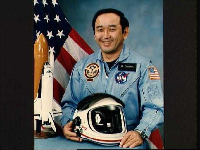 Official portrait Astronaut Ellison S. Onizuka