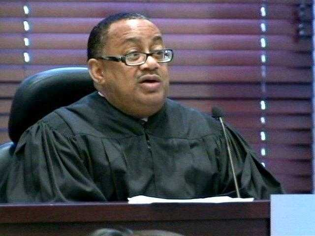 Judge Belvin Perry presided over the criminal trial.