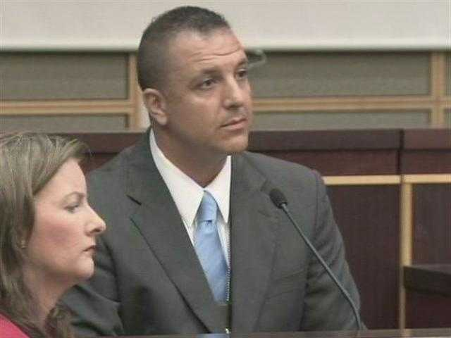 Detective Yuri Melich, the lead investigator in the Casey Anthony investigation.