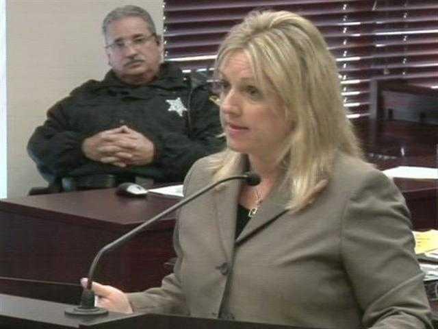 Prosecutor Linda Drane Burdick