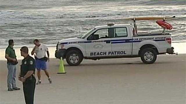 Missing Swimmer Found Dead In Ormond-By-The-sea