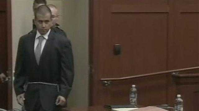Judge To Rule On Media Access To Zimmerman's Statements