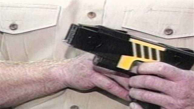 Study Looks At Stun Gun Injuries