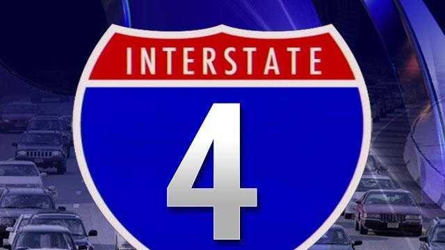 I-4 sign