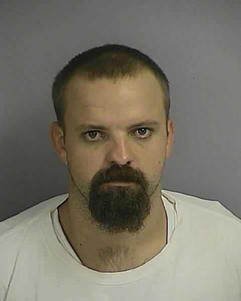 Joshua Huckins: Criminal mischief, burglary, grand theft.