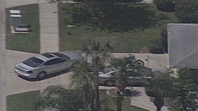 Police in standoff with Rockledge man