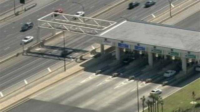 Tolls to increase across central Florida