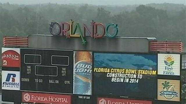 Changes coming to Florida Citrus Bowl