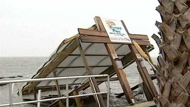 Central Florida prepares for TS Debby