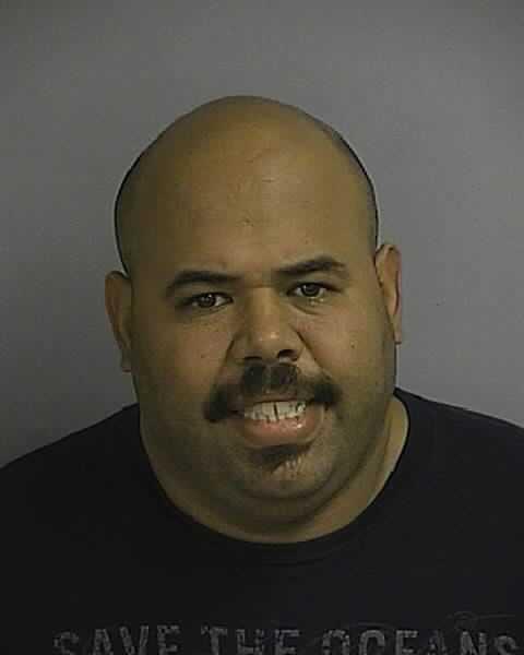 Oscar Martinez: Probation violation.