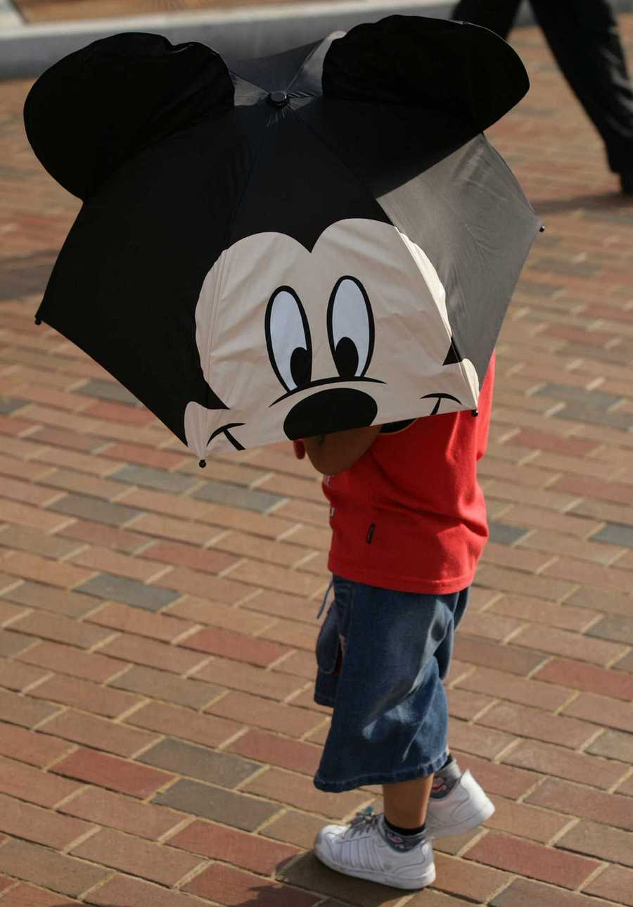 The Walt Disney World Resort is known for fun-in-the-sun, but what happens when it rains?  What should you do?  Take a look at some of the ideas to do when it rains at Disney.