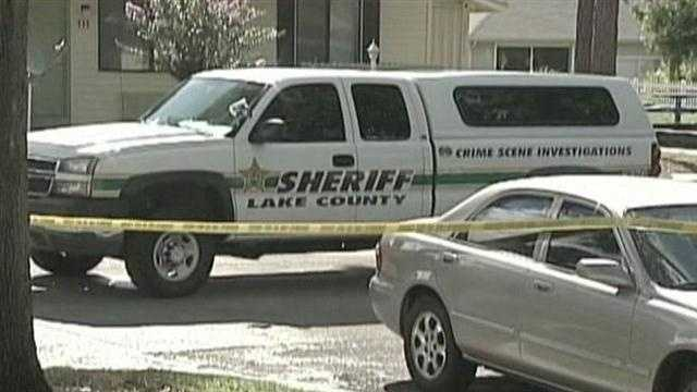 Deputies shoot, kill man after knocking on wrong door
