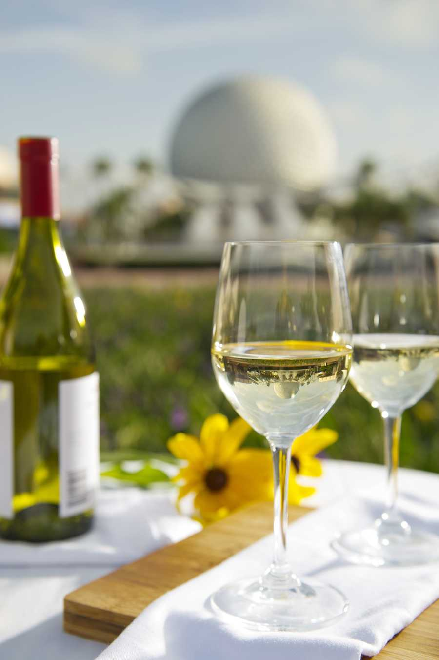 More than 33,000 bottles of Champagne and wine from around the world will be uncorked during the 17th annual Epcot International Food & Wine Festival at Walt Disney World Resort.