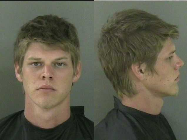 COLT POTTER: POSS ALCOHOL PERSON UNDER 21