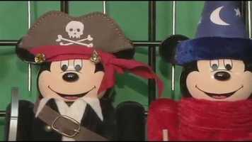 New Mickey nutcrackers to debut this holiday season.