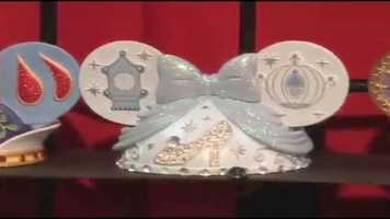 The princess ear hat ornaments are open edition, meaning the can be found into next year.
