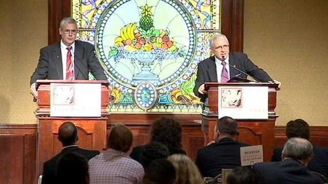 State attorney race heats up at debate