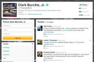 Clark Burckle Jr. - @theclarkb23Men's swimmingAttended the University of Florida