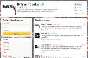 Hyleas Fountain - @hept_chichHeptathlonLives in Port Orange