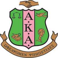 9th: Sorority Alpha Kappa Alpha, overall GPA of 3.188.