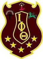23rd: Fraternity Iota Phi Theta, overall GPA of 2.700.