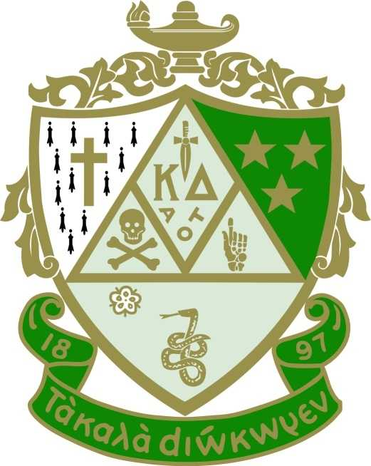 2nd: Sorority Kappa Delta, overall GPA of 3.347.