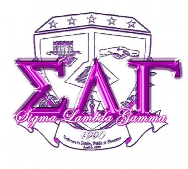 1st: Sorority Sigma Lambda Gamma, overall GPA of 3.462.