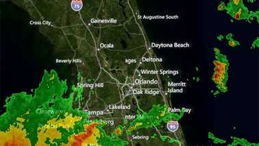 check the interactive radar