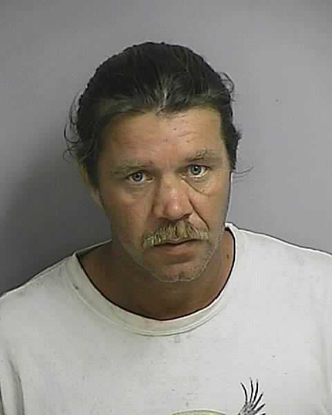 Bruce Seaberg: Out of county warrant.