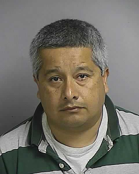 Guillermo Bravo-Benavente: Expired driver's license of more than 6 months.