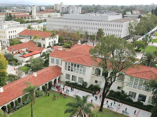 5. San Diego State University