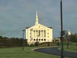 7. Dallas Baptist University
