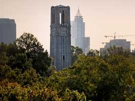 8. North Carolina State University at Raleigh