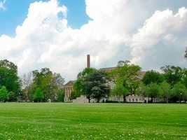 9. University of Alabama