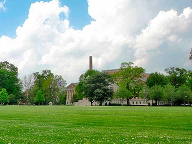 9. University of Alabama