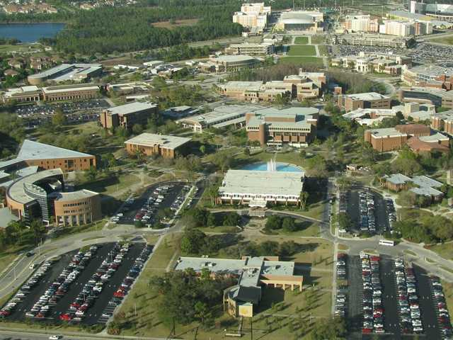 """The University of Central Florida, along with four other Florida schools, made Newsweek's least of 25 """"least rigorous"""" schools. University of Florida is ranked #21, Florida Atlantic University is ranked #14. Take a look through the magazine's top ten here."""
