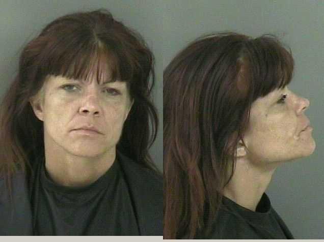 MICHELLE FARRELL: BATTERY DOMESTIC VIOLENCE