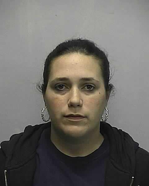 Amanda Stanton: Petit theft.