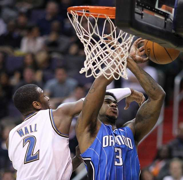 Earl Clark is heading from the Magic to the Lakers. Clark averaged 4.0 points, 6.6 rebounds and .2 assists per game last season.